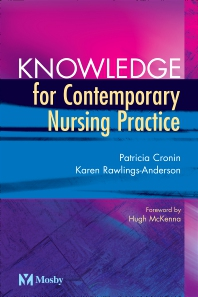 Cover image for Knowledge for Contemporary Nursing Practice