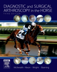 Cover image for Diagnostic and Surgical Arthroscopy in the Horse