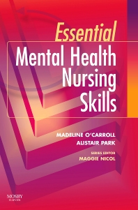 Cover image for Essential Mental Health Nursing Skills