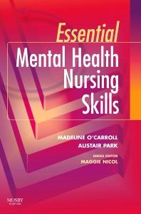 Cover image for Essential Mental Health Nursing Skills