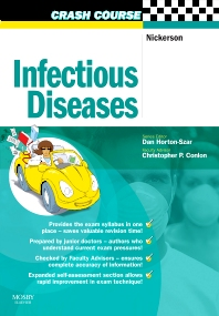 Crash Course: Infectious Diseases - 1st Edition - ISBN: 9780723433873, 9780723437888