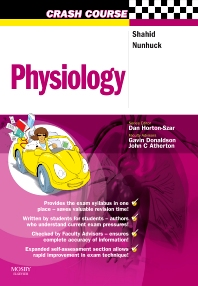 Cover image for Crash Course: Physiology