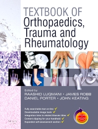 Textbook of Orthopaedics, Trauma and Rheumatology