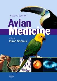 Avian Medicine, 2nd Edition,Jaime Samour,ISBN9780723434016
