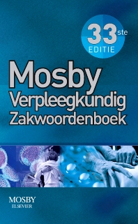 Mosby Nurse's Pocket Dictionary - Dutch Edition - 33rd Edition - ISBN: 9780723433736, 9780723437222
