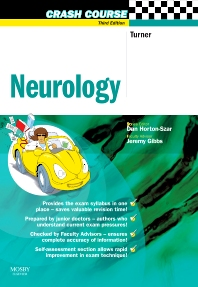 Cover image for Crash Course: Neurology