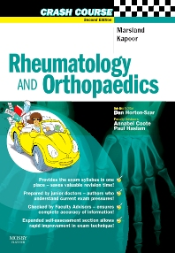 Cover image for Crash Course Rheumatology and Orthopaedics