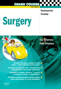 Cover image for Crash Course: Surgery