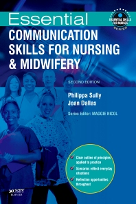 Cover image for Essential Communication Skills for Nursing and Midwifery