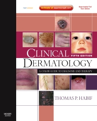Cover image for Clinical Dermatology