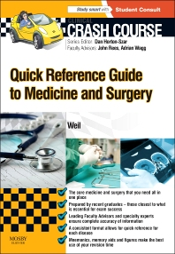 Cover image for Crash Course: Quick Reference Guide to Medicine and Surgery