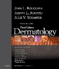 Dermatology: 2-Volume Set, 3rd Edition,Jean Bolognia,Joseph Jorizzo,Julie Schaffer,ISBN9780723435716