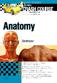 Crash Course Anatomy - 4th Edition - ISBN: 9780723437727
