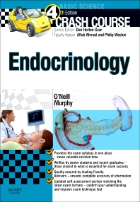 Crash Course Endocrinology - 4th Edition - ISBN: 9780723436232, 9780723437703