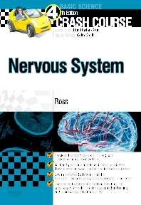 Crash Course Nervous System - 4th Edition - ISBN: 9780723436249, 9780723437710