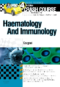Cover image for Crash Course Haematology and Immunology