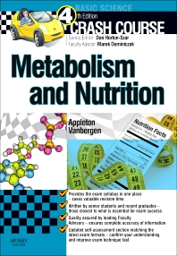 Crash Course: Metabolism and Nutrition - 4th Edition - ISBN: 9780723436263, 9780723437635