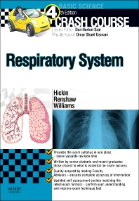 Crash Course Respiratory System - 4th Edition - ISBN: 9780723436270, 9780723437925
