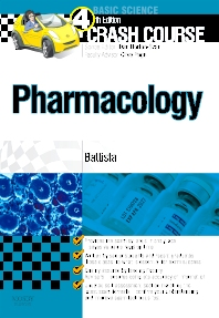 Cover image for Crash Course: Pharmacology