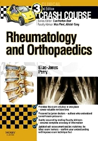 Crash Course Rheumatology and Orthopaedics - 3rd Edition - ISBN: 9780723437833