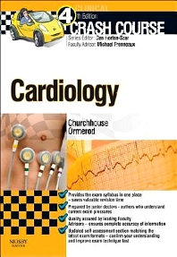 Crash Course Cardiology - 4th Edition - ISBN: 9780723436324, 9780723438038