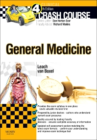 Crash Course General Medicine - 4th Edition - ISBN: 9780723436331, 9780723437895