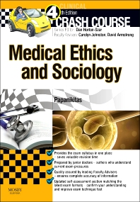 Cover image for Crash Course Medical Ethics and Sociology