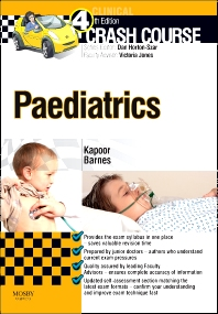 Crash Course Paediatrics - 4th Edition - ISBN: 9780723436355, 9780723437932