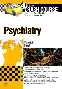 Crash Course Psychiatry - 4th Edition