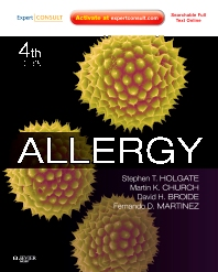 Cover image for Allergy