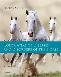 Cover image for Knottenbelt and Pascoe's Color Atlas of Diseases and Disorders of the Horse