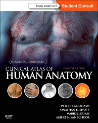 Cover image for McMinn and Abrahams' Clinical Atlas of Human Anatomy
