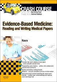 Cover image for Crash Course Evidence-Based Medicine: Reading and Writing Medical Papers