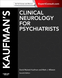 Cover image for Kaufman's Clinical Neurology for Psychiatrists