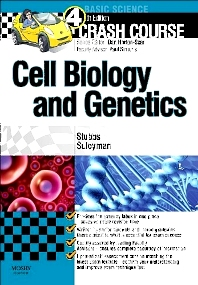 Cover image for Crash Course: Cell Biology and Genetics E-Book
