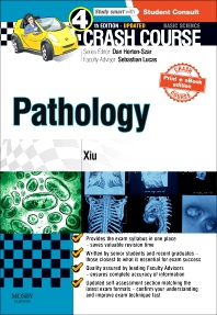 Cover image for Crash Course Pathology Updated Print + eBook edition
