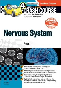 Cover image for Crash Course Nervous System Updated Print + eBook edition