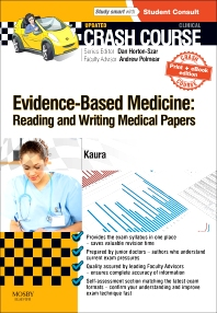 Cover image for Crash Course Evidence-Based Medicine: Reading and Writing Medical Papers Updated Print + eBook edition