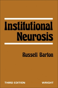 Cover image for Institutional Neurosis