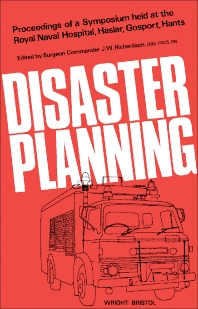 Disaster Planning - 1st Edition - ISBN: 9780723604105, 9781483183435