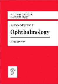 A Synopsis of Ophthalmology - 5th Edition - ISBN: 9780723604112, 9781483281391