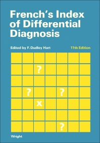 French's Index of Differential Diagnosis - 11th Edition - ISBN: 9780723604907, 9781483193380