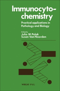 Immunocytochemistry - 1st Edition - ISBN: 9780723606697, 9781483193465