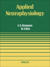 Applied Neurophysiology - 1st Edition - ISBN: 9780723607076, 9781483193489
