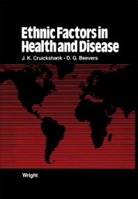Ethnic Factors in Health and Disease - 1st Edition - ISBN: 9780723609162, 9781483165417