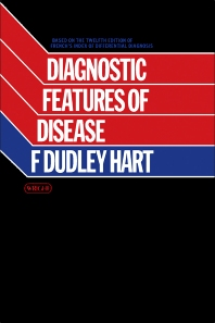 Diagnostic Features of Disease - 12th Edition - ISBN: 9780723609186, 9781483193571