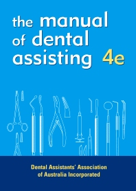 Dental Assistant's Manual - 4th Edition - ISBN: 9780729537377
