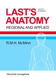 Cover image for Last's Anatomy - Revised Reprint