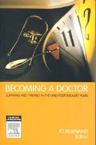 Cover image for Becoming a Doctor