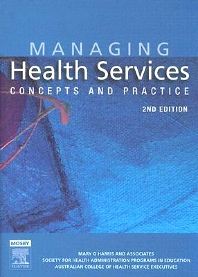 Cover image for Managing Health Services